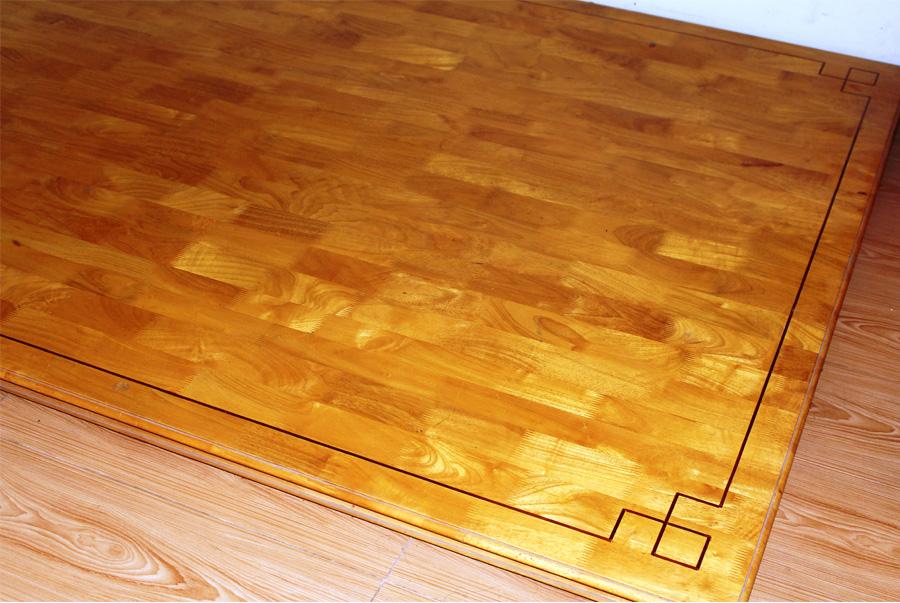 Dát giường gỗ cao su