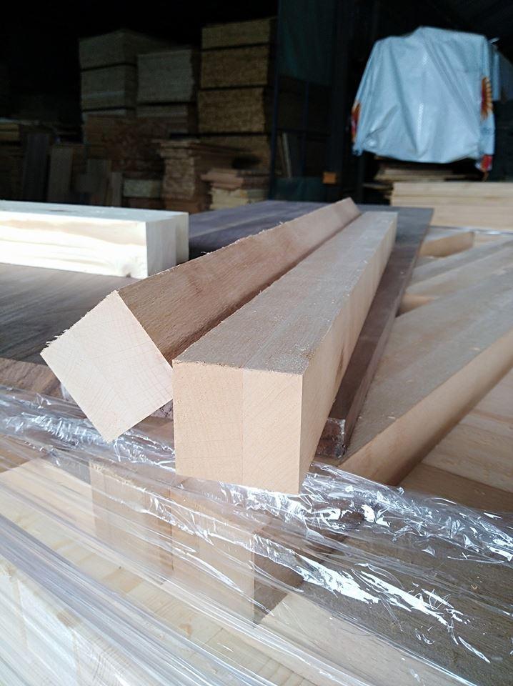 Gia công ghép gỗ Dẻ Gai - Beech