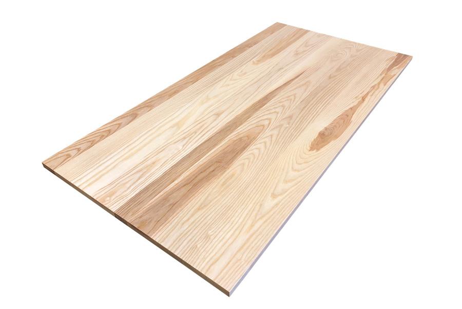 Gia công ghép mặt bàn gỗ Tần Bì