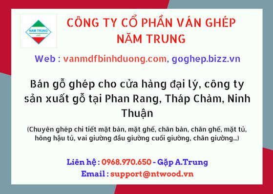 Bán ván gỗ Phan Rang, Tháp Chàm, Ninh Thuận