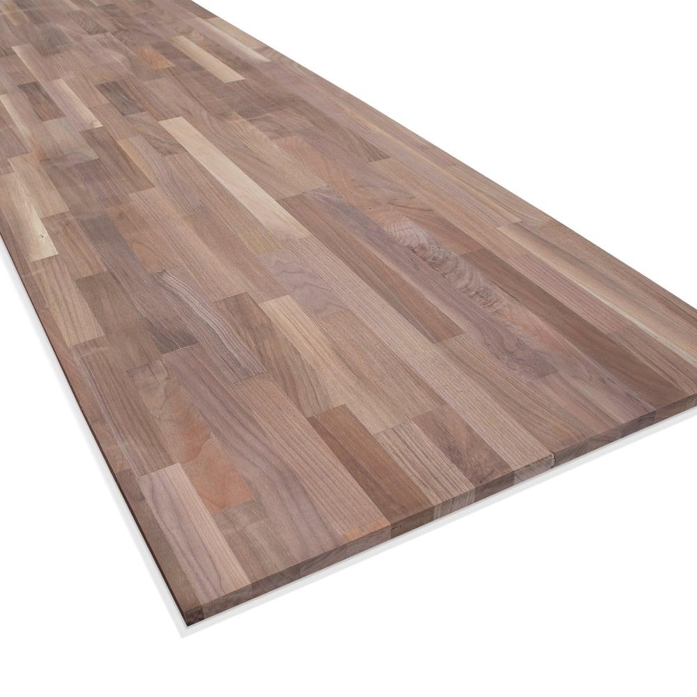 Mặt bàn gỗ Óc chó 20 x 800 x 1800mm