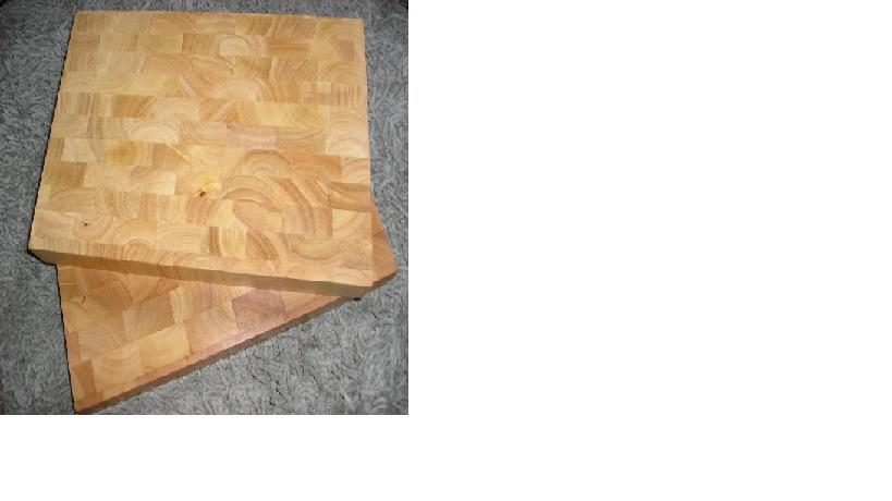 Thớt gỗ cao su Sớ lật