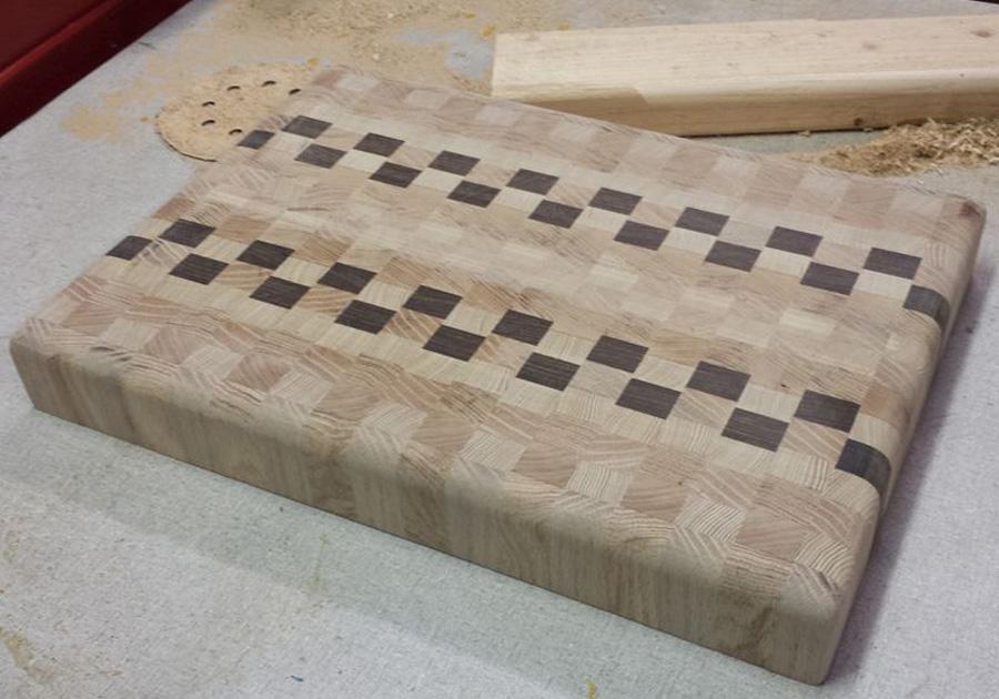 Thớt gỗ chữ nhật MS01