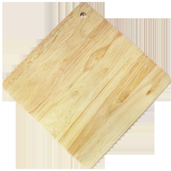 Thớt gỗ du lịch giá rẻ dày 10mm, 12mm CTBbizz7464