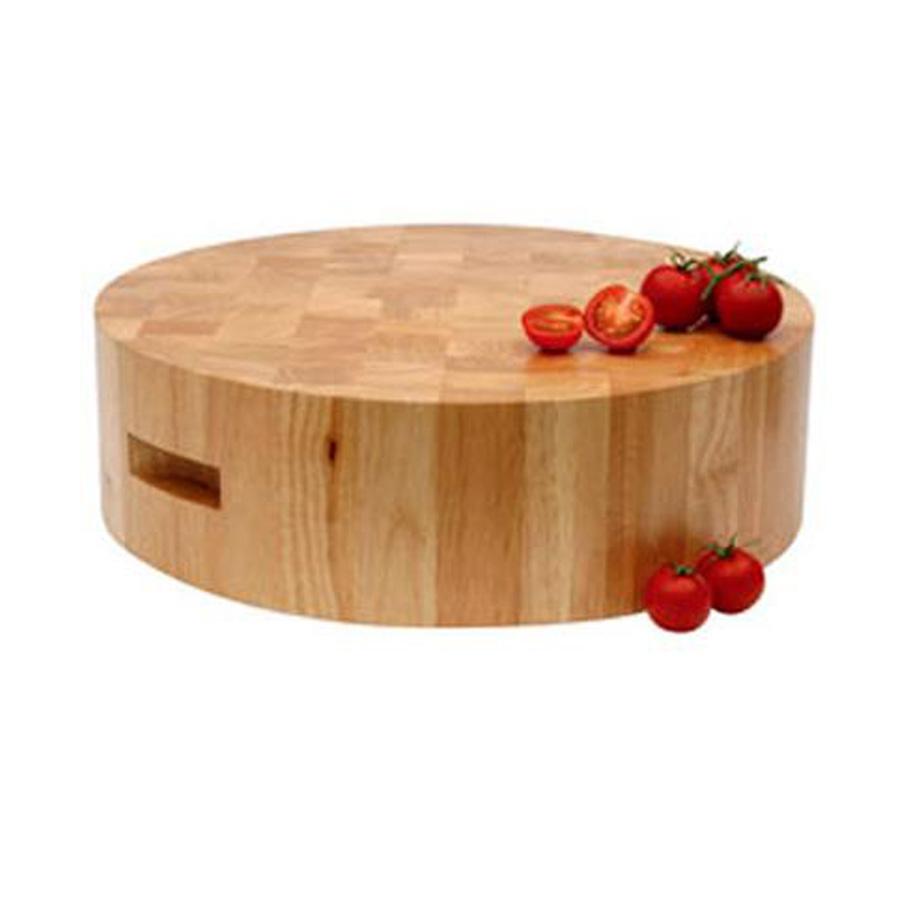 Thớt gỗ tròn dày 50 - 100mm