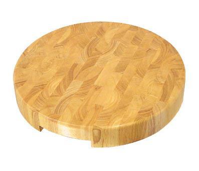 Thớt gỗ tròn thớ lật