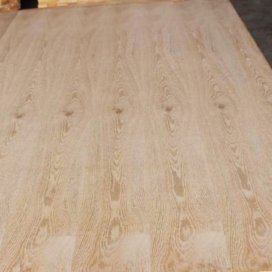 Ván ép lõi gỗ ghép Tràm dán phủ veneer Sồi