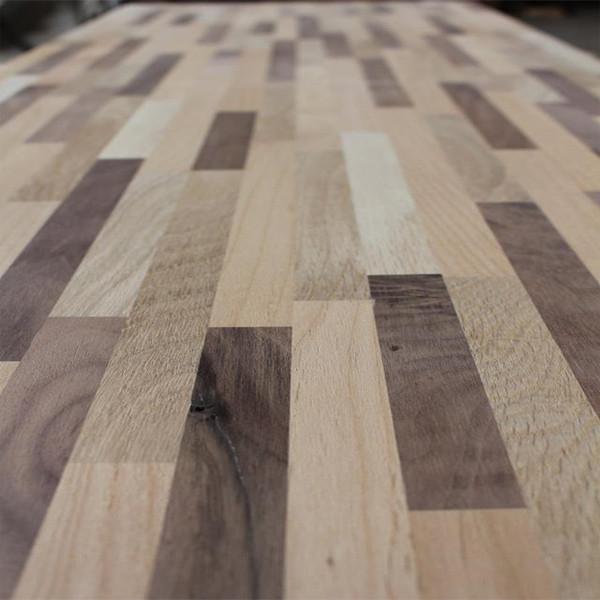 Ván gỗ ghép theo thiết kế riêng
