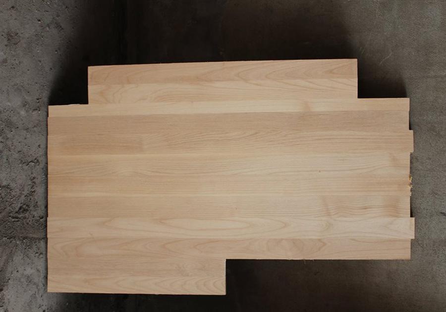 Ván gỗ ghép theo yêu cầu MS02