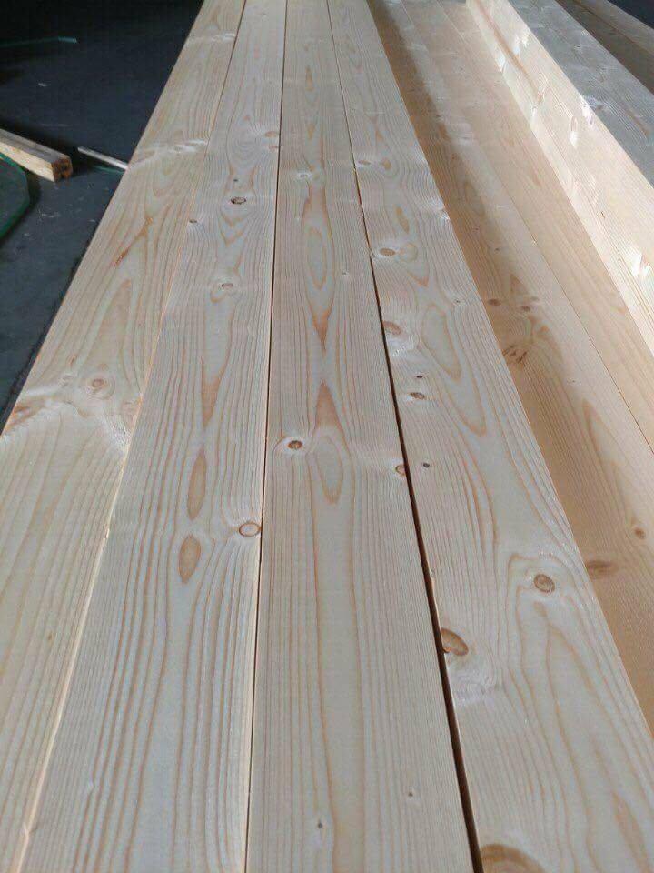 Ván gỗ ghép thông nguyên thanh giá rẻ